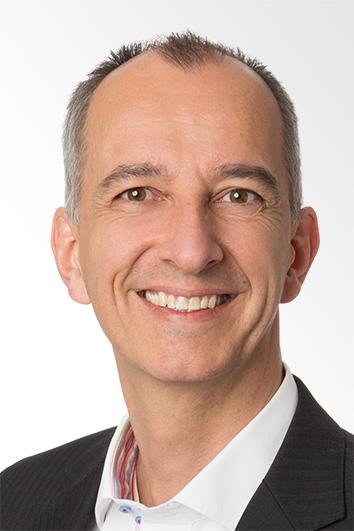 Geschäftsführer Reinhard Konrad